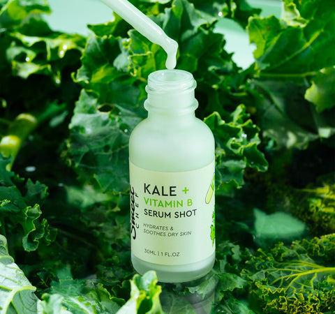 KALE + VITAMIN B SERUM SHOT
