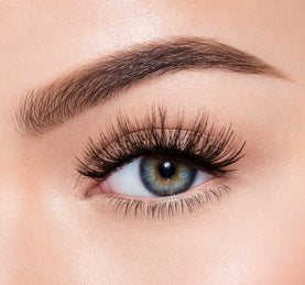PREMIUM LASHES -  GLAMBASSADOR ON MODEL