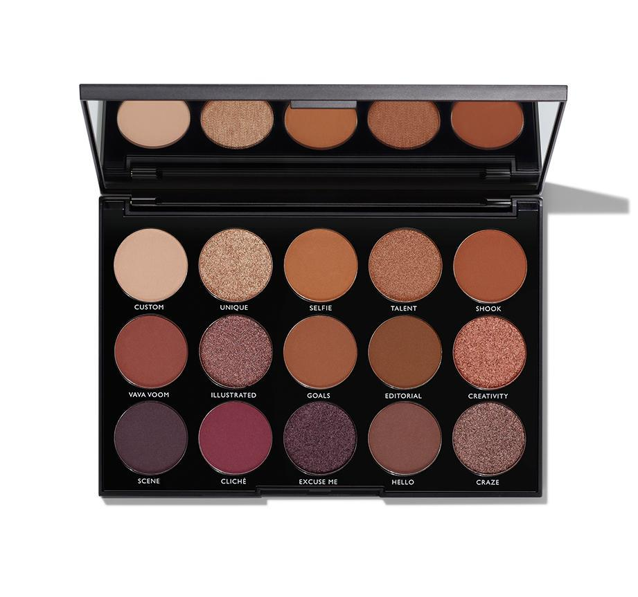 15N NIGHT MASTER ARTISTRY PALETTE, view larger image