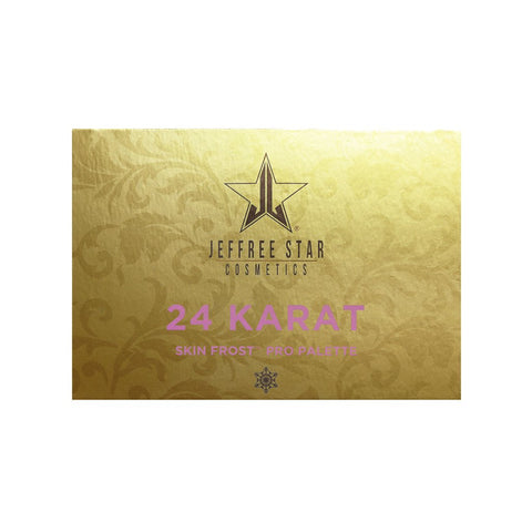24 KARAT PRO PALETTE PACKAGING
