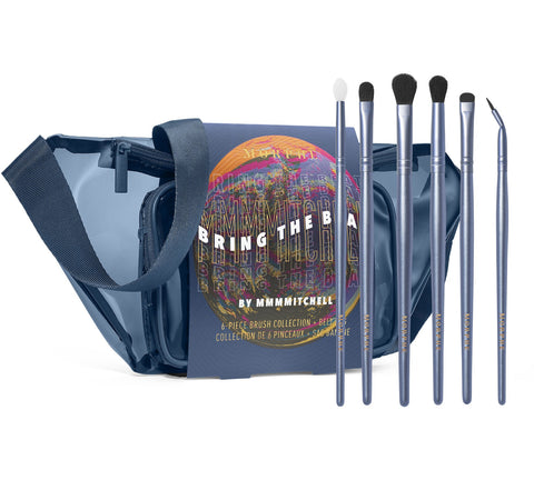 BRING THE BEAT BY MMMMITCHELL BRUSH COLLECTION