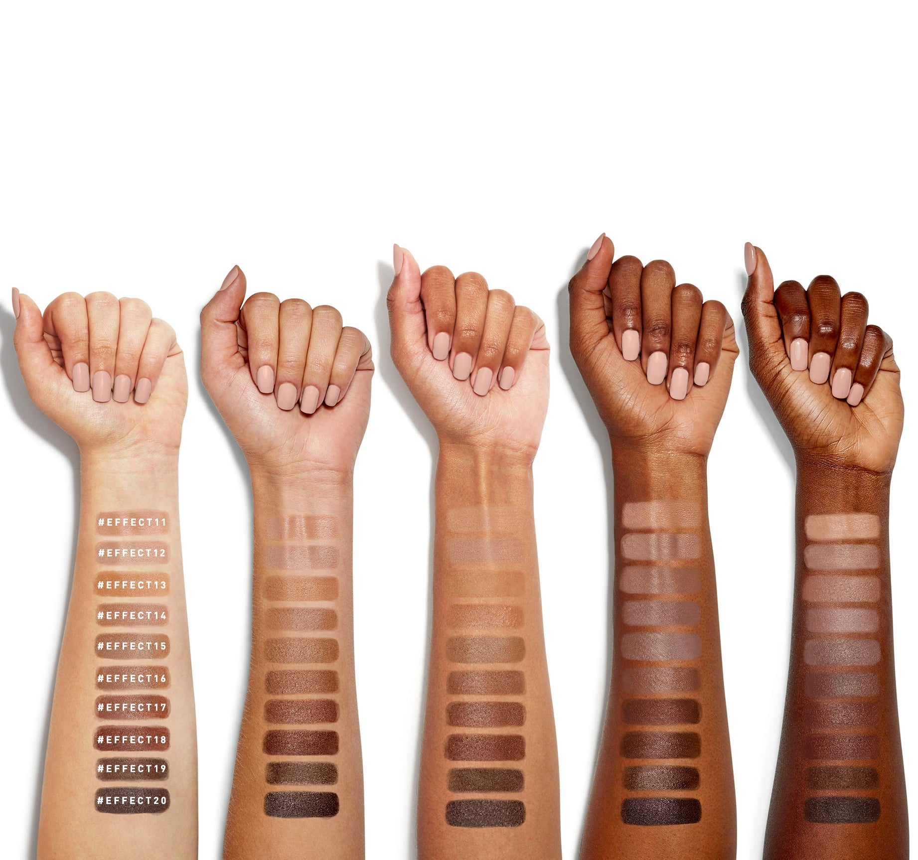 DIMENSION EFFECT HIGHLIGHT & CONTOUR STICKS #EFFECT11 SMEAR
