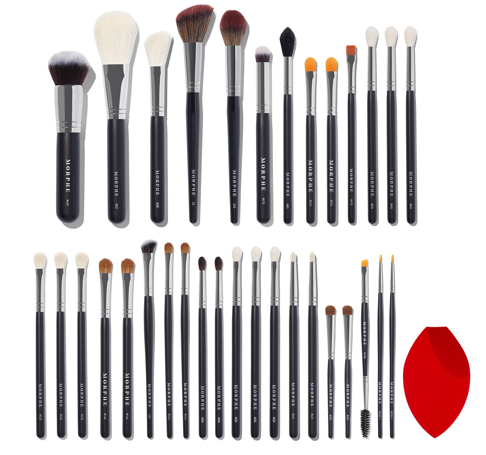 THE JAMES CHARLES BRUSH SET, view larger image