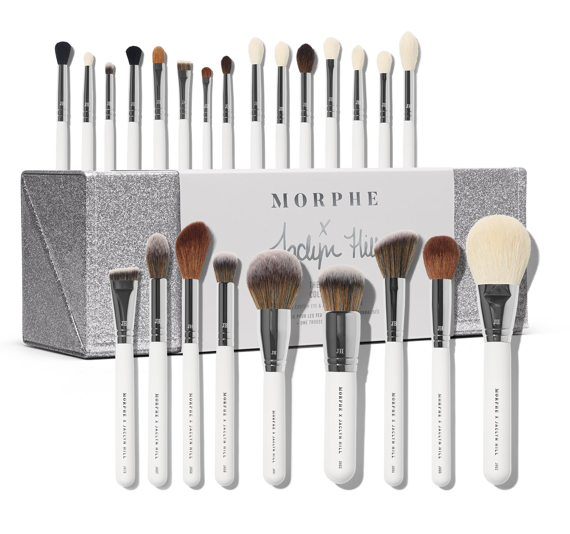 morphe x jaclyn hill the master collection morpheau