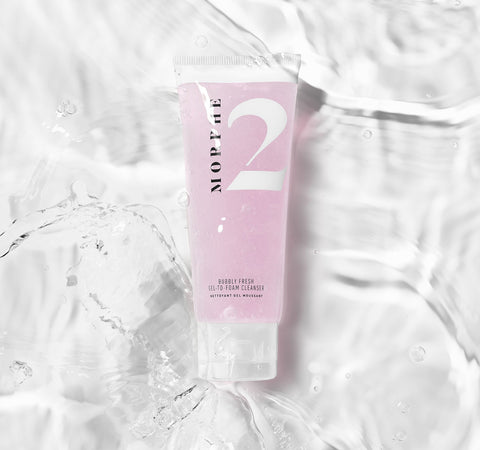 BUBBLY FRESH GEL-TO-FOAM CLEANSER