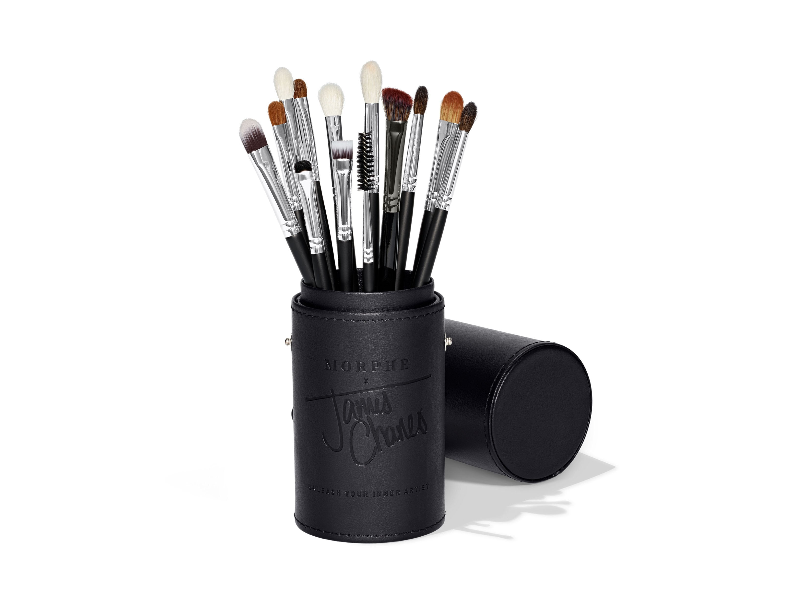 MORPHE X JAMES CHARLES THE EYE BRUSH SET, view larger image