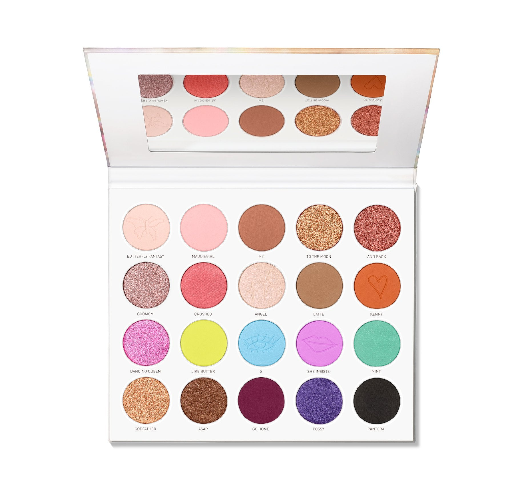 MORPHE X MADDIE ZIEGLER THE IMAGINATION PALETTE, view larger image