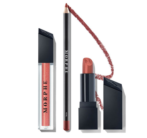 OUT & A POUT NAUGHTY & SPICE LIP TRIO