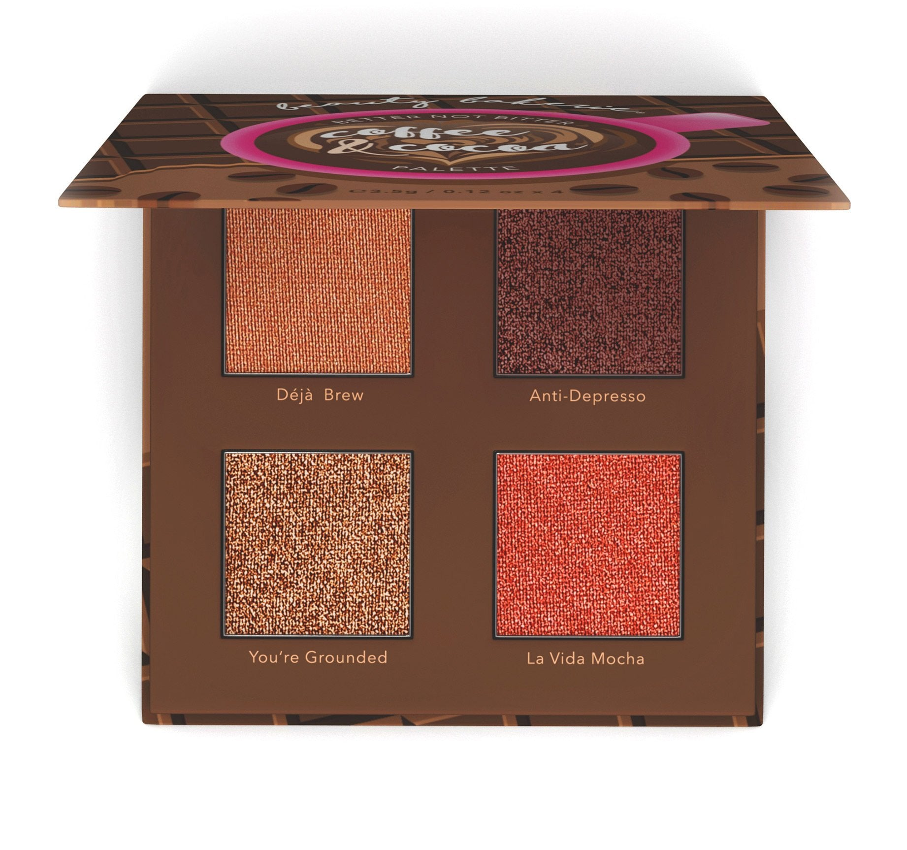 COFFEE & COCOA BRONZER PALETTE, view larger image