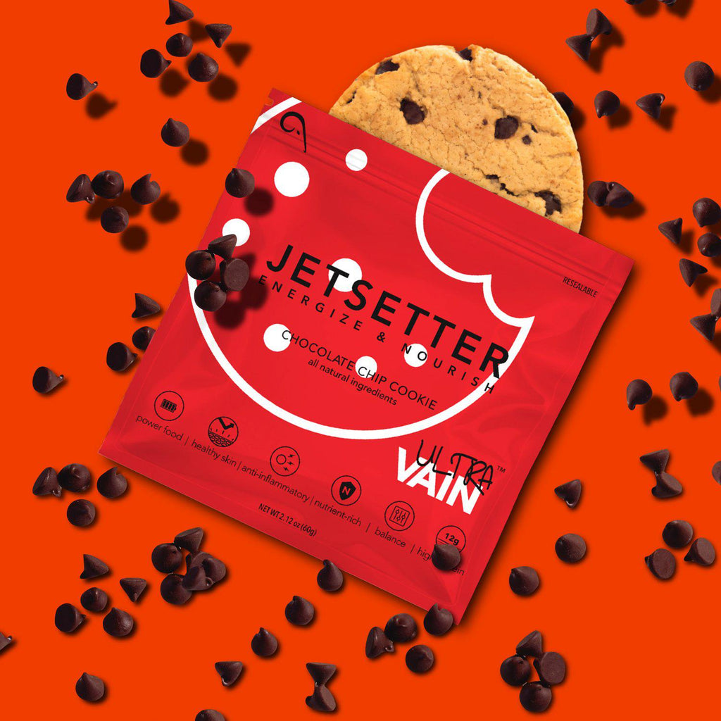 1X Jetsetter Chocolate Chip Cookie-UltraVain
