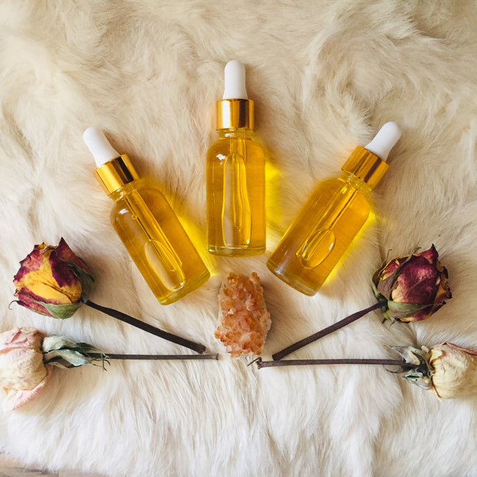 Golden Dawn Serum ~ Magick Botanical Facial Oil