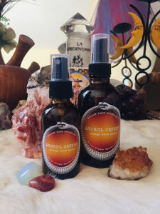 Sacral Chakra ~ Orange Aura Magick Spray