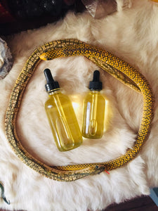 Coiled Serpent Ritual Oil ~ Unwind & Ease Stiffness