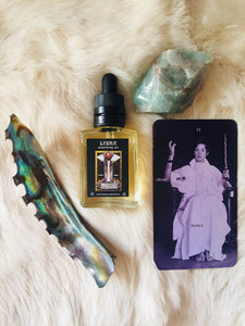 LIBRA Anointing Oil ~ Justice ~ Venus Energy
