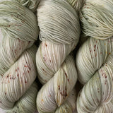 EDITH // DOWNTON ABBEY // Hand Dyed Yarn // Speckle Yarn