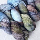 MATTHEW CUTHBERT // Speckle Variegated Yarn // Kindred Spirits Collection