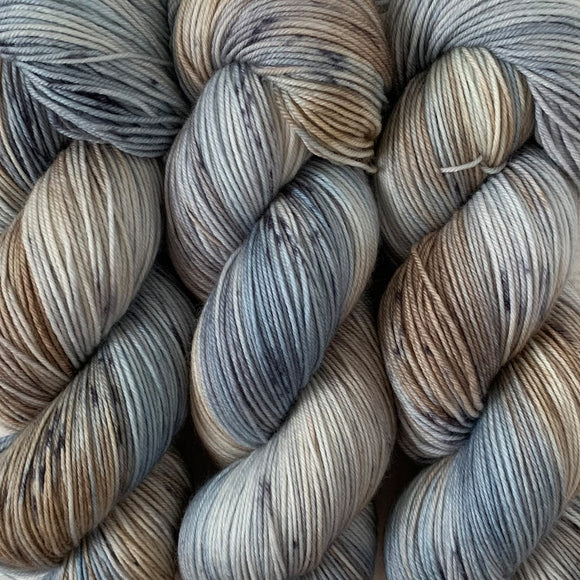GILBERT BLYTHE // Speckle Variegated Yarn // Kindred Spirits Collection