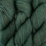 GREEN GABLES // Hand Dyed Yarn // Tonal Yarn
