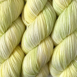 LEMON DROP // Hand Dyed Yarn // Variegated Yarn