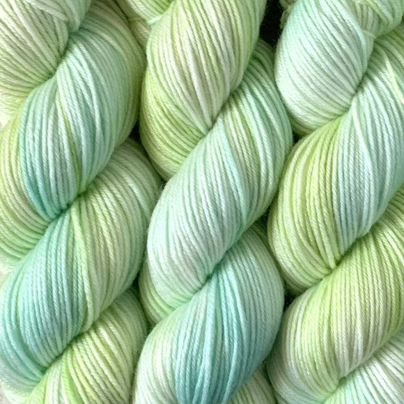 JELLY BEAN // Hand Dyed Yarn // Variegated Yarn