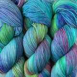 UNSUPERVISED // Hand Dyed Yarn // Speckle Yarn