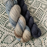 KINDRED SPIRITS // FULL COLLECTION // HALF-SKEINS + MINIS // Hand Dyed Yarn