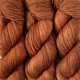 MY TWO CENTS // Hand Dyed Yarn // Tonal Yarn
