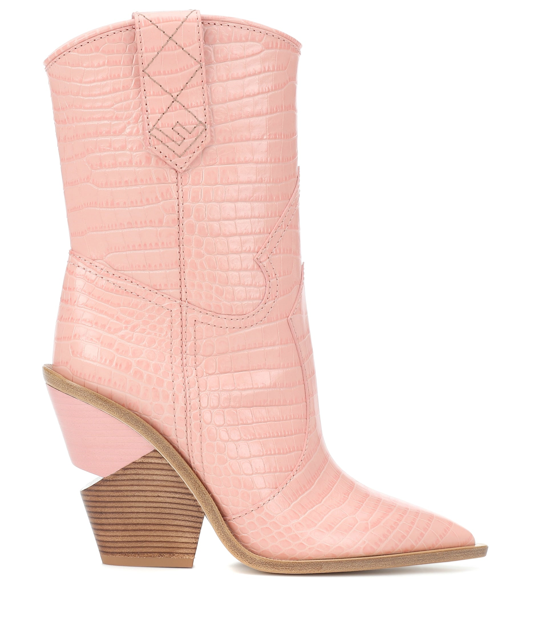 Pointed Toe Western Boots