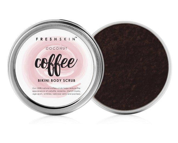Bikini Body Coffee Scrub (Coconut Scent)-Eurecah