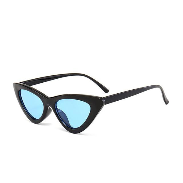 Women Retro Cat Eye Sunglasses-Eurecah