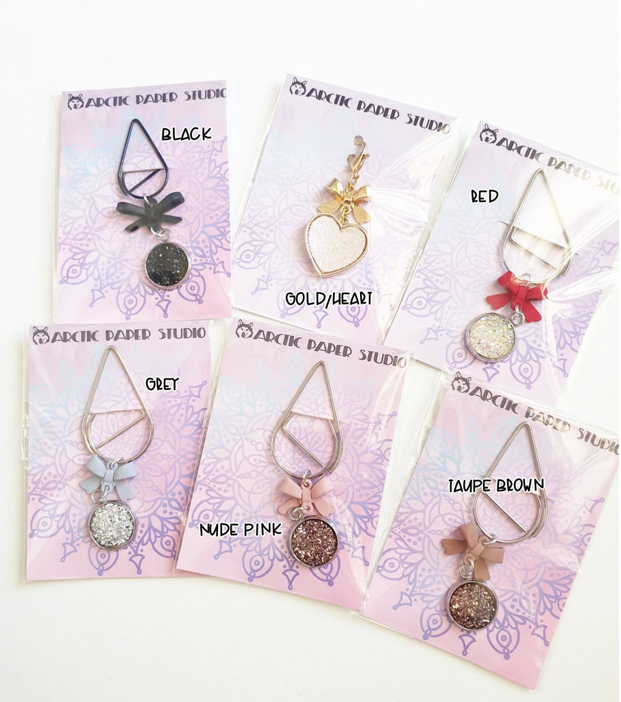 Planner Charms BLACK FRIDAY
