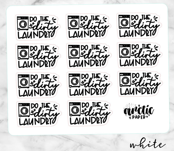 Do the Dirty Laundry