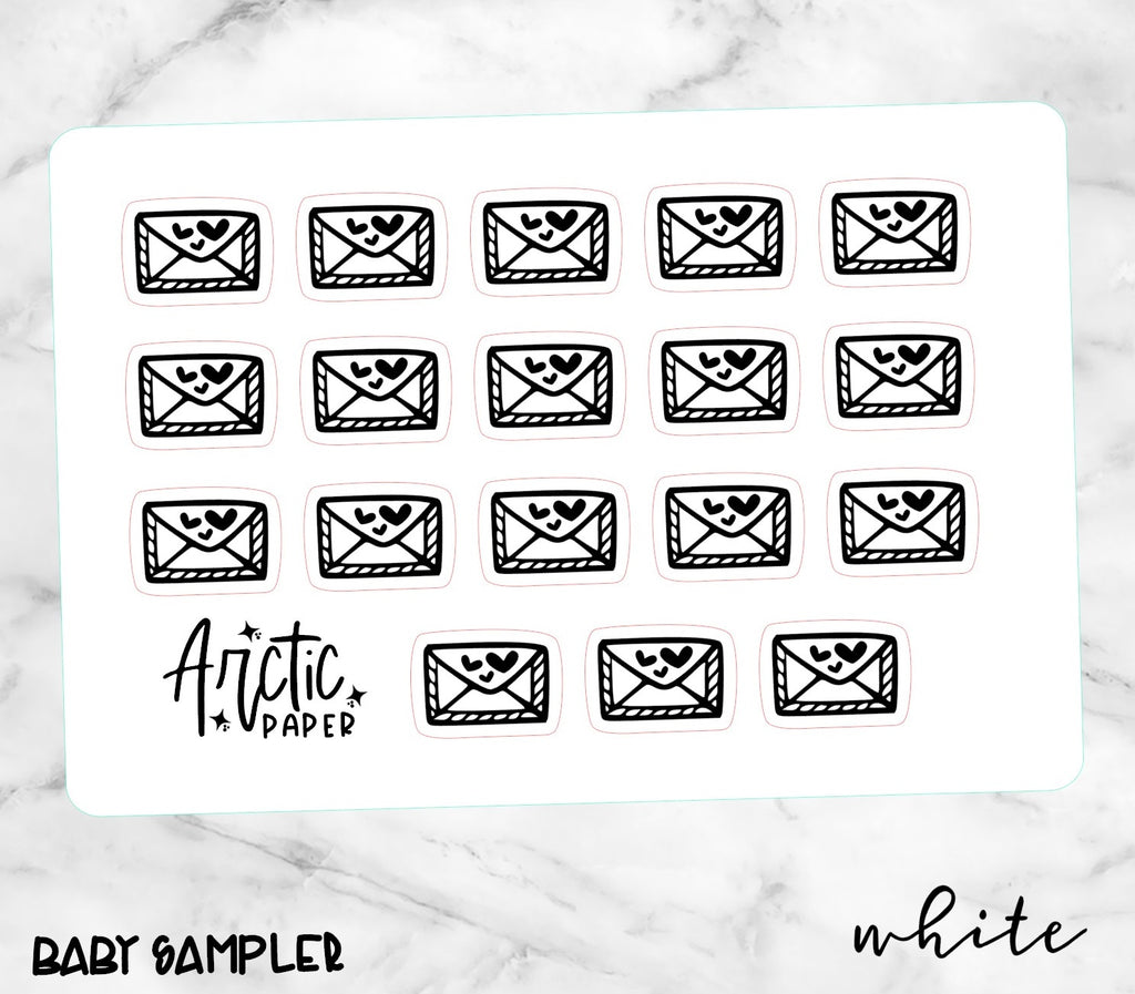 Envelope Icon Sampler