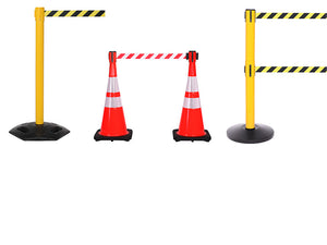 Site Safety and Outdoor Stanchions