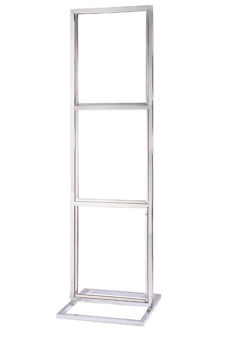 22 x 28 Triple Frame Poster Stand - The Crowd Controller
