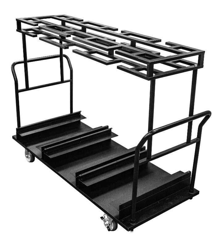 Barriers Stanchions WeatherMaster Storage Cart