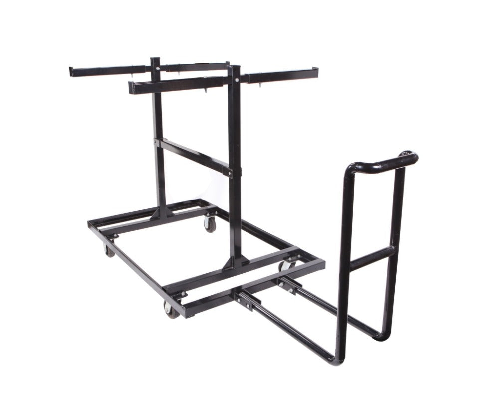 Barriers Stanchions Barricade Cart- TheCrowdController.com