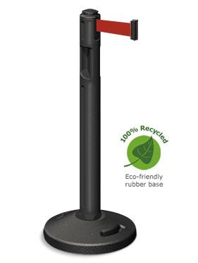 Beltrac Tempest Outdoor Plastic Stanchion - The Crowd Controller
