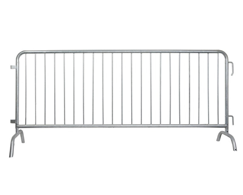 Crowd Control Barrier Stanchions CrowdMaster™ 1000 Bridge Feet Barricade- TheCrowdController.com