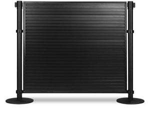 Extra Height Slatwall Panel - The Crowd Controller