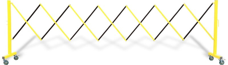 Crowd Control Barrier Stanchions FlexPro 110 Steel-Aluminum Barrier - TheCrowdController.com