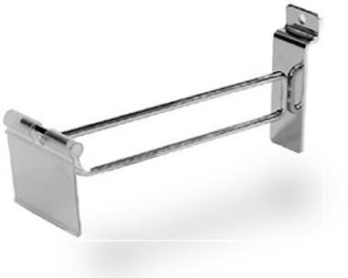 "Barriers Stanchions Hook 16""- TheCrowdController.com"