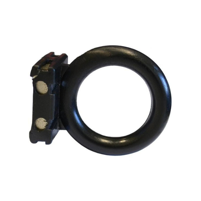 Crowd Control Magnet Ring For Barrier Stanchions