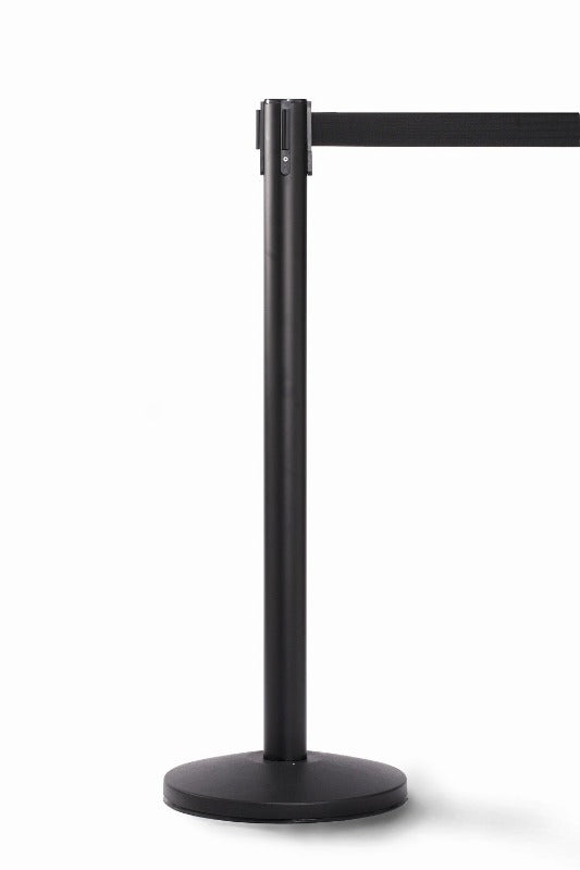 Barriers Stanchions QueueMaster 550 - 11' / 13' Belt - The Crowd Controller