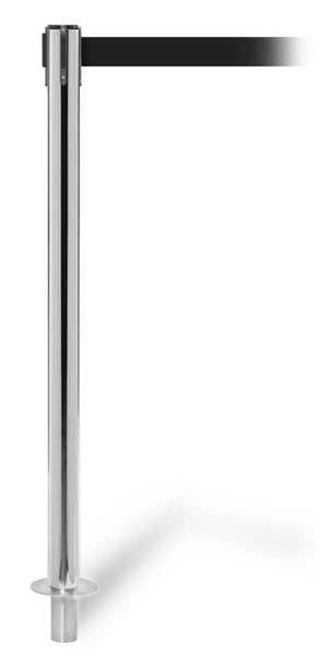 Barriers Stanchions QueuePro 250 Removable - 11 Ft Belt- The Crowd Controller