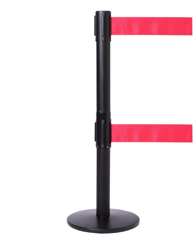Barriers Stanchions QueuePro 250 Twin Xtra- The Crowd Controller