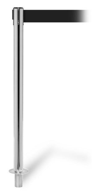 Barriers Stanchions QueuePro 250 Xtra Removable - 11 FT Belt- The Crowd Controller
