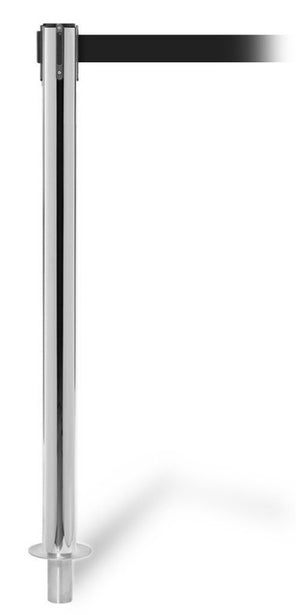 Barriers Stanchions QueuePro 300 Removable - 16 FT Belt - The Crowd Controller
