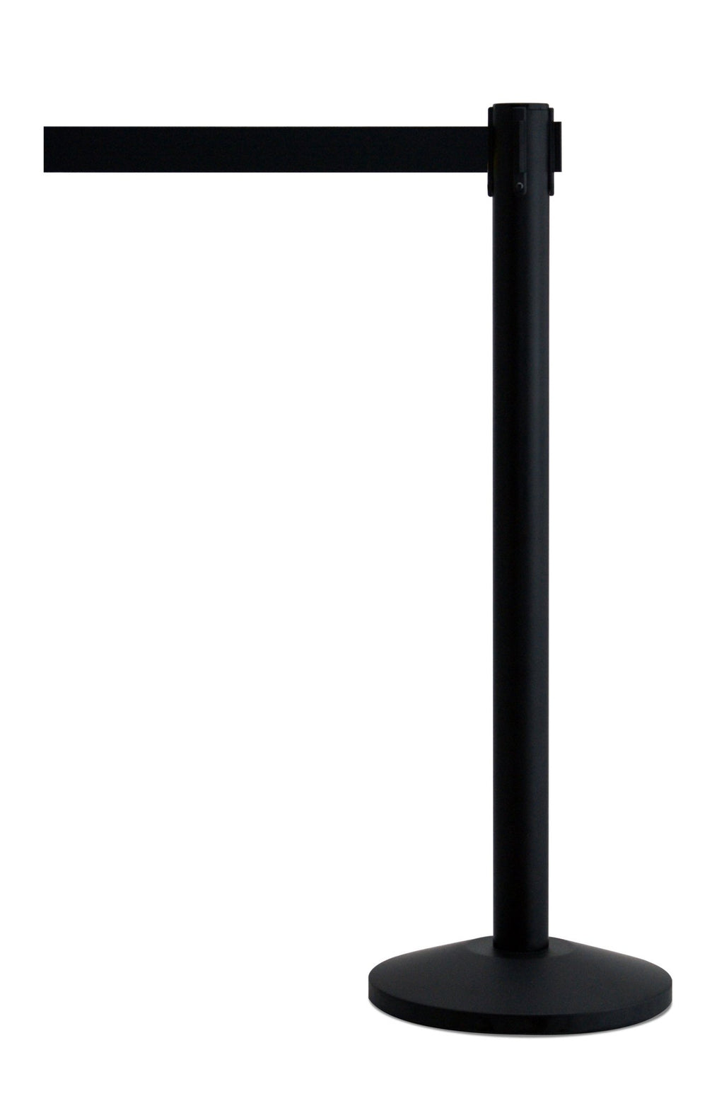 Queueway Retractable Belt Stanchion - The Crowd Controller