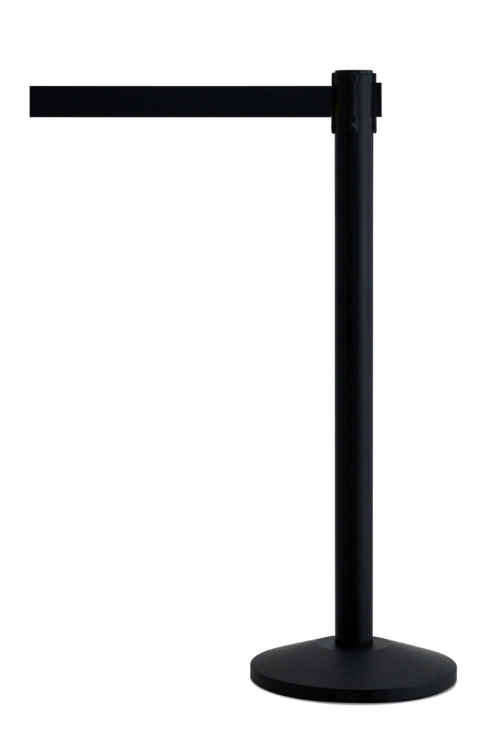 Queueway Retractable Belt Stanchion